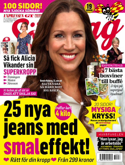 Expressen Söndag September 17, 2017 00:00