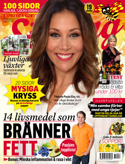 Expressen Söndag October 15, 2017 00:00