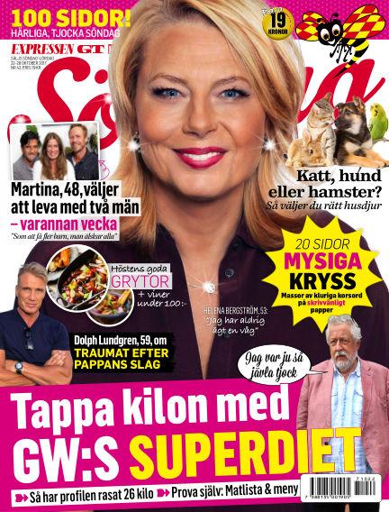 Expressen Söndag October 22, 2017 00:00