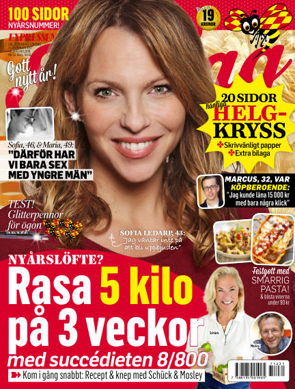 Expressen Söndag December 31, 2017 00:00