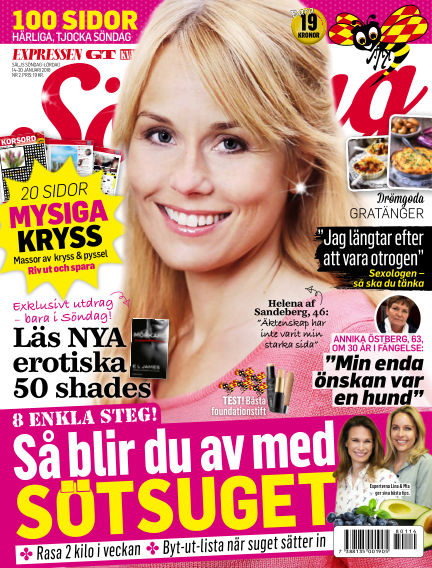 Expressen Söndag January 14, 2018 00:00