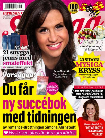 Expressen Söndag February 18, 2018 00:00