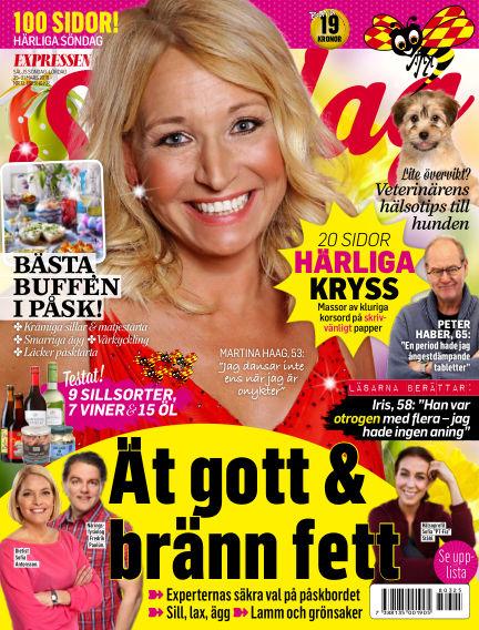 Expressen Söndag March 25, 2018 00:00