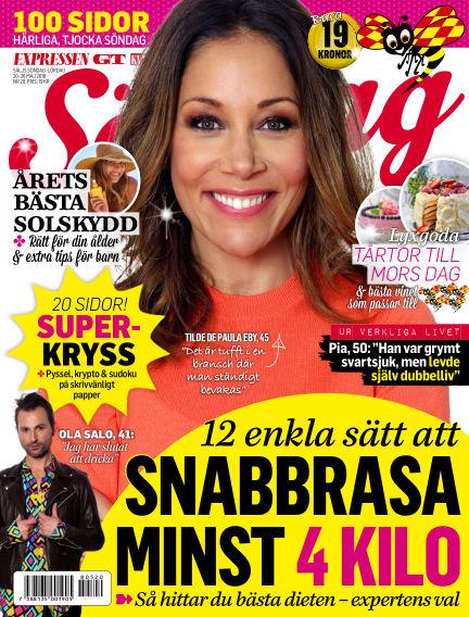 Expressen Söndag May 20, 2018 00:00
