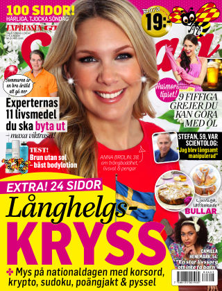 Expressen Söndag 2018-06-03