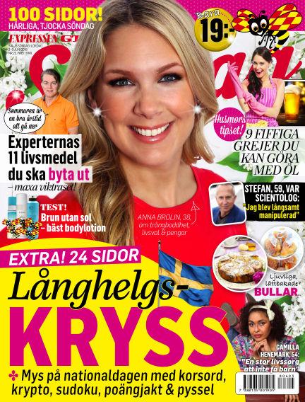 Expressen Söndag June 03, 2018 00:00