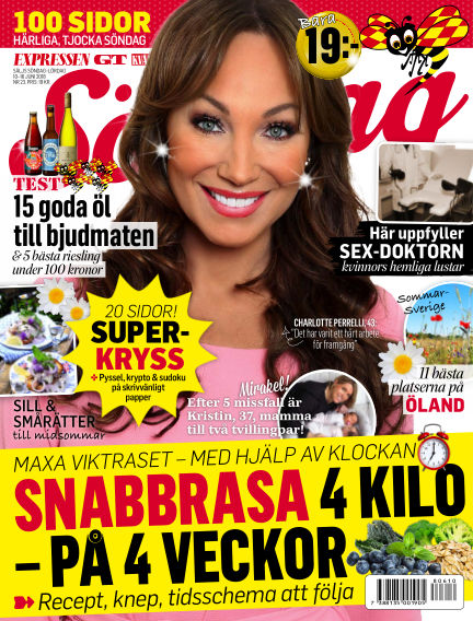 Expressen Söndag June 10, 2018 00:00
