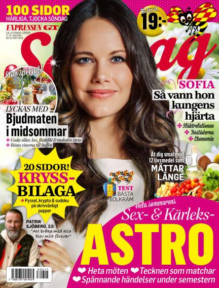 Expressen Söndag June 17, 2018 00:00