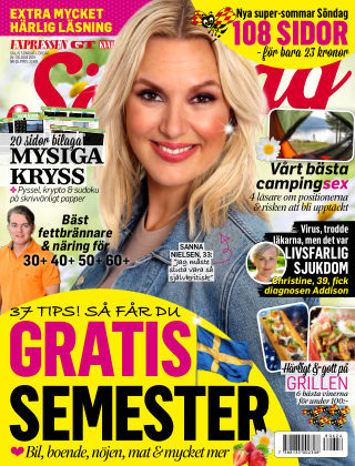 Expressen Söndag 2018-06-24