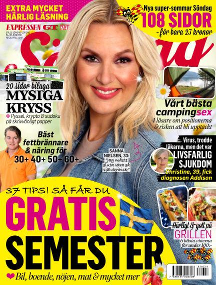 Expressen Söndag June 24, 2018 00:00