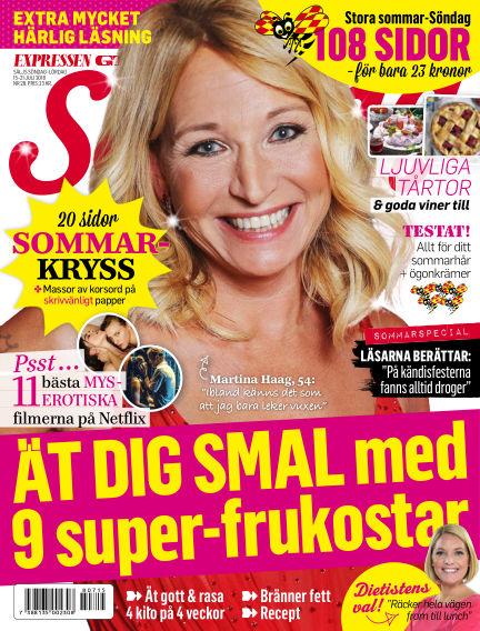 Expressen Söndag July 15, 2018 00:00