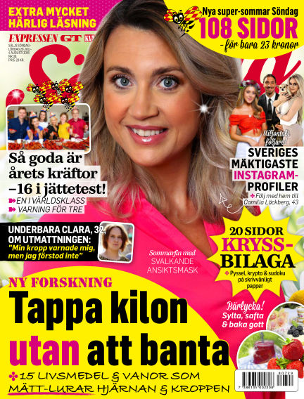 Expressen Söndag July 29, 2018 00:00