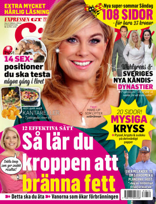 Expressen Söndag 2018-08-12