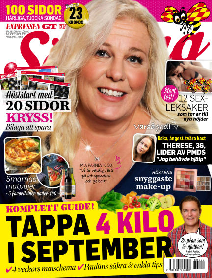 Expressen Söndag September 02, 2018 00:00