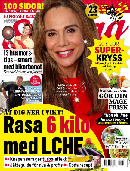Expressen Söndag September 16, 2018 00:00