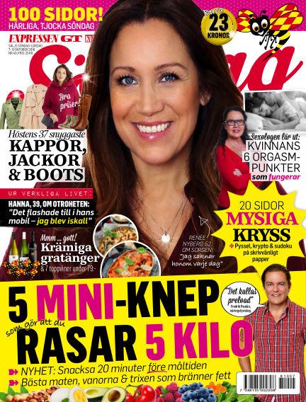 Expressen Söndag October 07, 2018 00:00