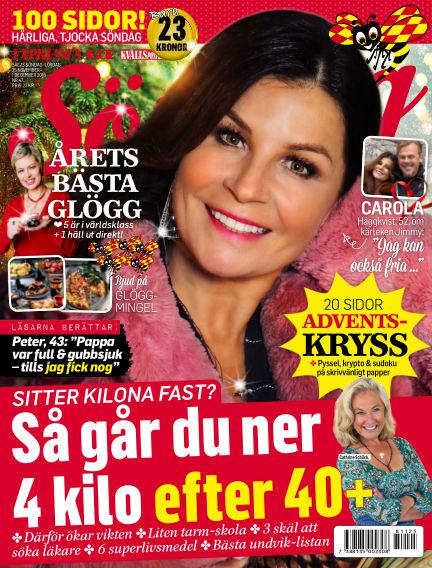 Expressen Söndag November 25, 2018 00:00