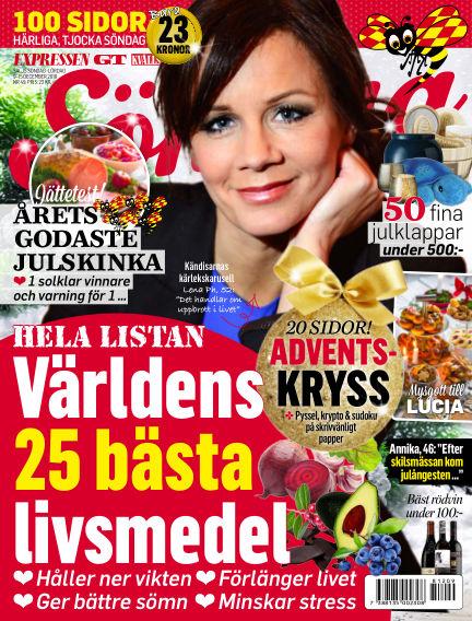Expressen Söndag December 09, 2018 00:00