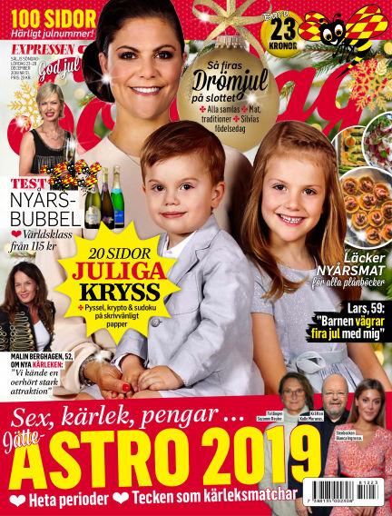 Expressen Söndag December 23, 2018 00:00