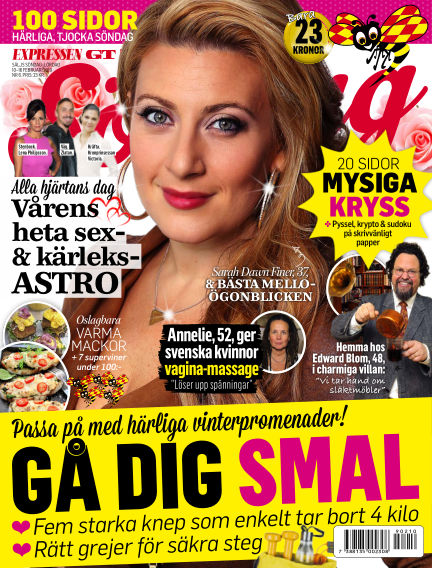 Expressen Söndag February 10, 2019 00:00