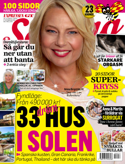 Expressen Söndag February 17, 2019 00:00