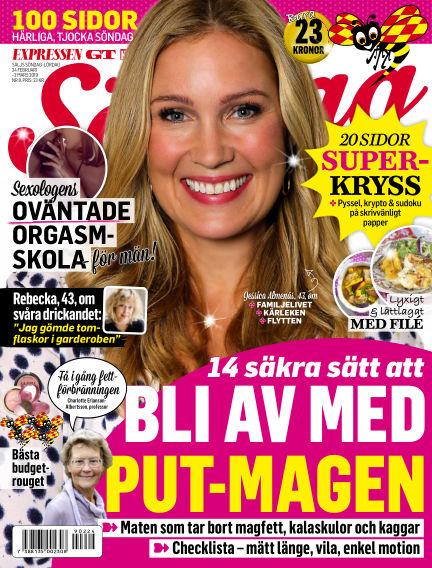 Expressen Söndag February 24, 2019 00:00