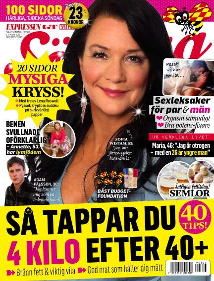 Expressen Söndag March 03, 2019 00:00