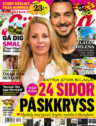 Expressen Söndag 2019-04-21