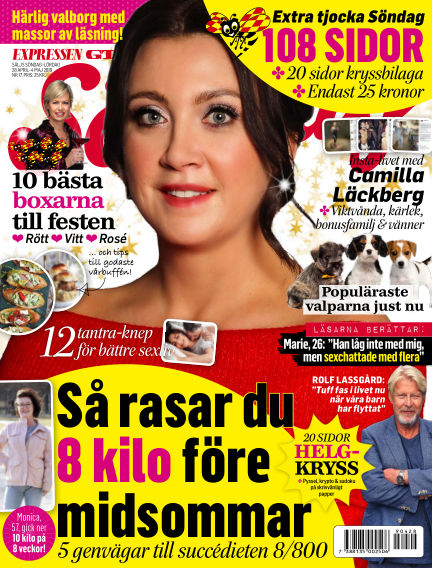 Expressen Söndag April 28, 2019 00:00