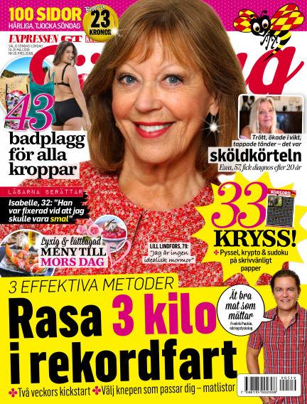Expressen Söndag May 19, 2019 00:00