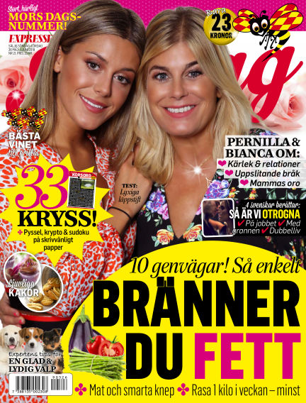 Expressen Söndag May 26, 2019 00:00