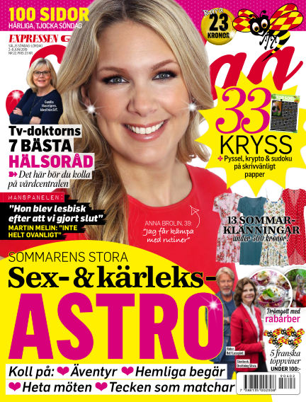 Expressen Söndag June 02, 2019 00:00