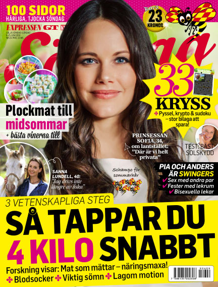 Expressen Söndag June 09, 2019 00:00