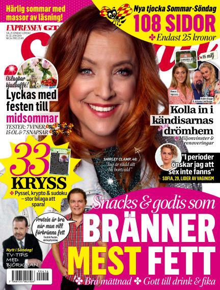 Expressen Söndag June 16, 2019 00:00
