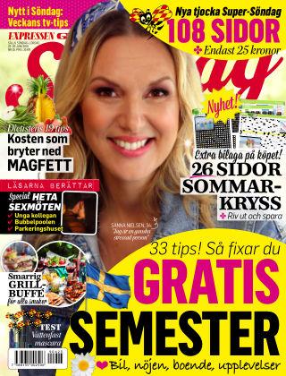 Expressen Söndag 2019-06-23
