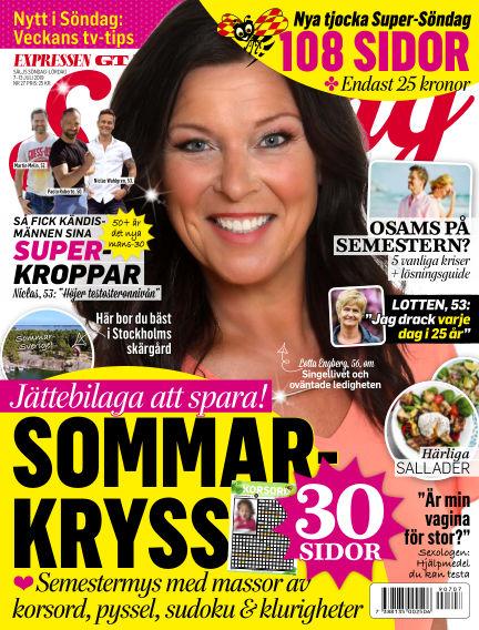 Expressen Söndag July 07, 2019 00:00