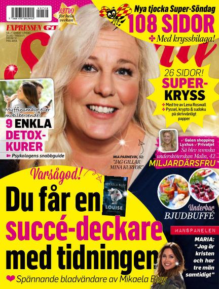 Expressen Söndag July 28, 2019 00:00