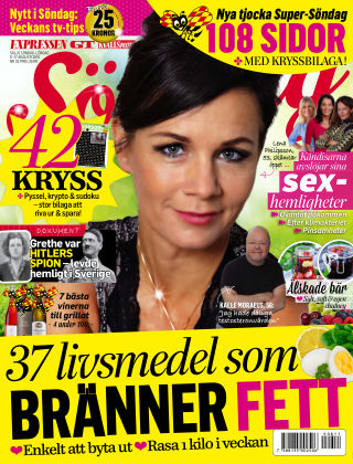 Expressen Söndag 2019-08-11