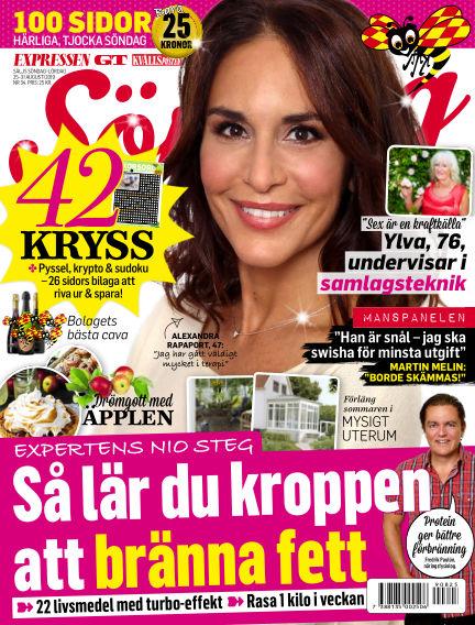 Expressen Söndag August 25, 2019 00:00