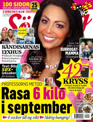 Expressen Söndag 2019-09-01