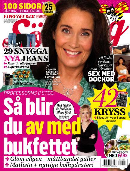 Expressen Söndag September 15, 2019 00:00
