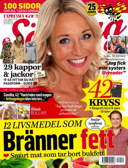 Expressen Söndag September 29, 2019 00:00