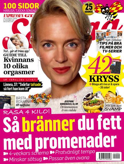 Expressen Söndag October 06, 2019 00:00
