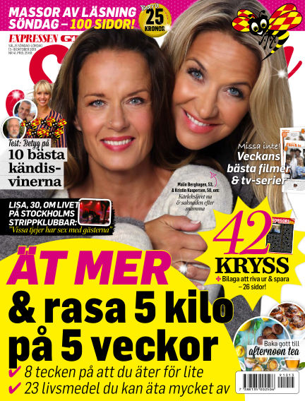 Expressen Söndag October 13, 2019 00:00