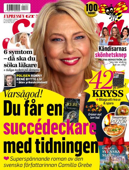Expressen Söndag November 03, 2019 00:00