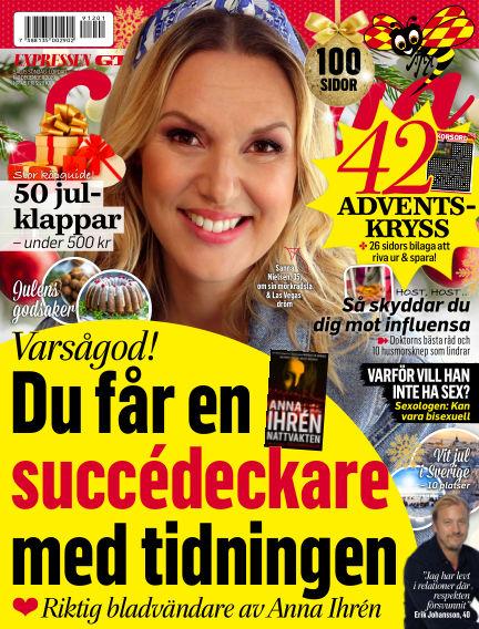 Expressen Söndag December 01, 2019 00:00