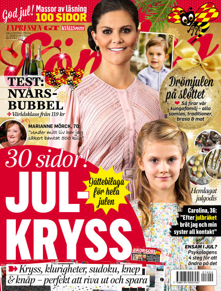 Expressen Söndag December 22, 2019 00:00