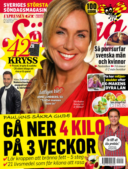 Expressen Söndag January 05, 2020 00:00