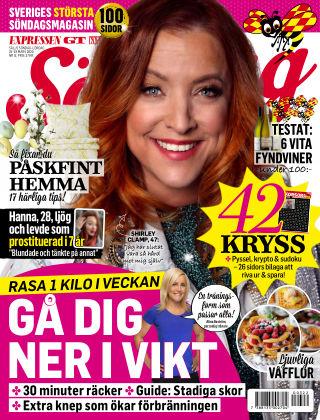 Expressen Söndag 2020-03-22