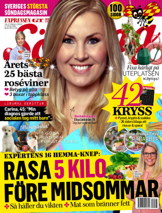 Expressen Söndag 2020-05-17